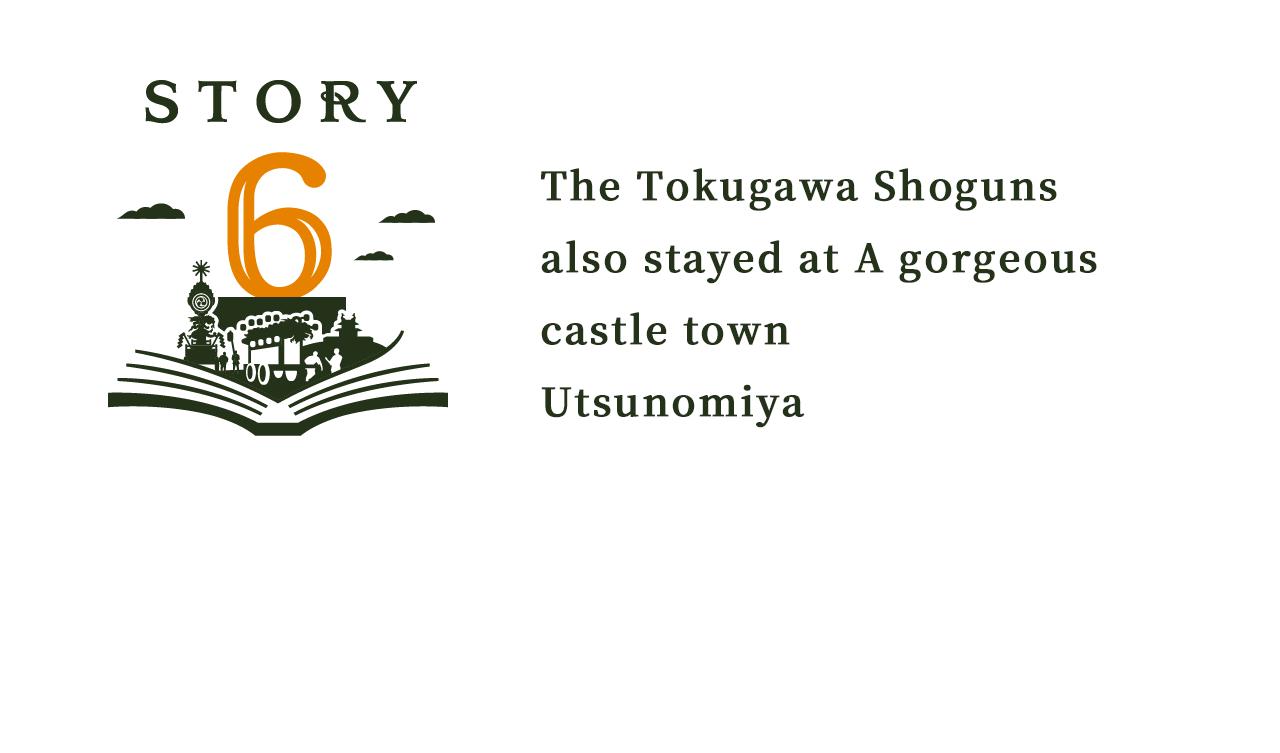 徳川将軍も泊まった華やかな城下町うつのみや
